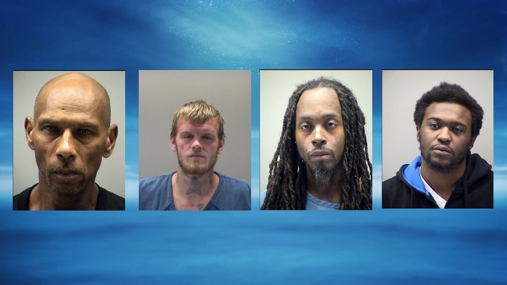 Crime Stoppers lists its Most Wanted suspects | WRGT