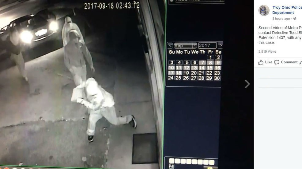 Troy Police asking for your help identifying suspects in