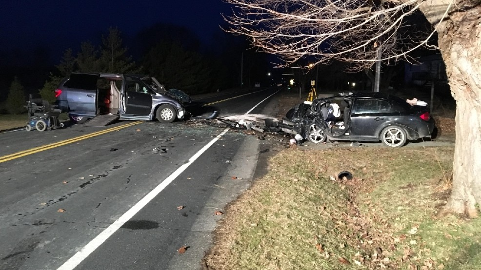 Two people killed in Xenia Twp crash, alcohol and heroin
