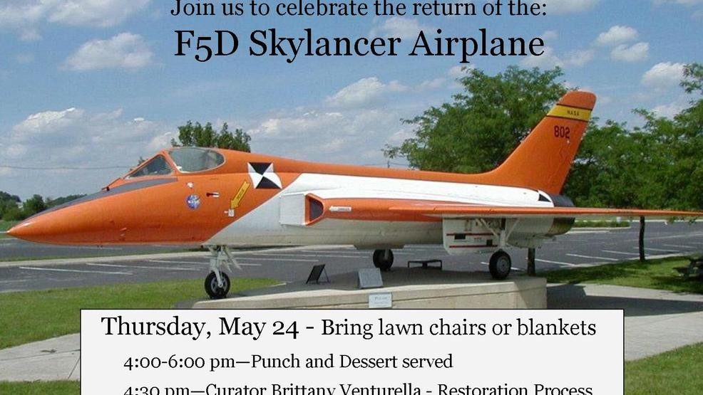 Iconic aircraft flown by Neil Armstrong coming back to Armstrong Air