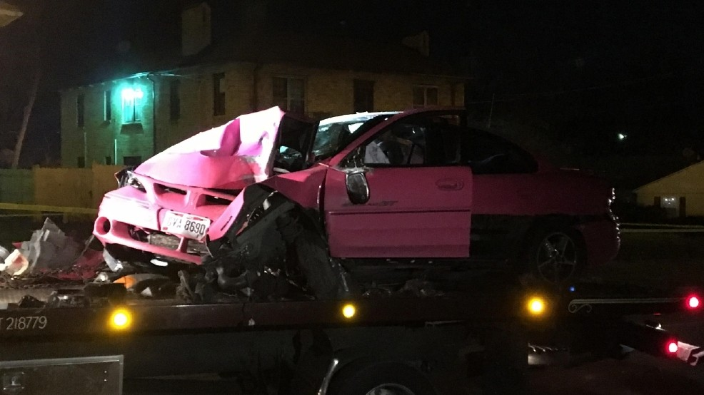 Accident reconstruction called to the scene of a crash in Dayton | WRGT