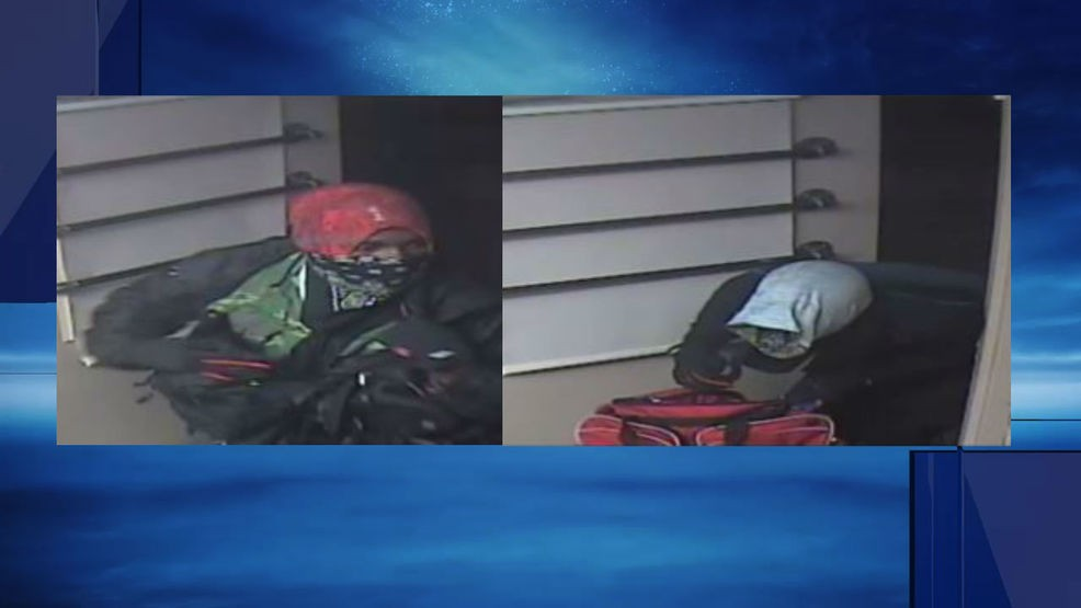 Reward offered after thieves steal dozens of guns from Springboro