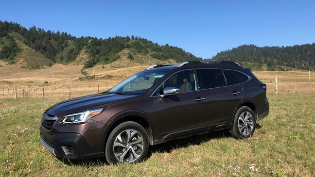 Five things to know about the 2020 Subaru Outback | WRGT