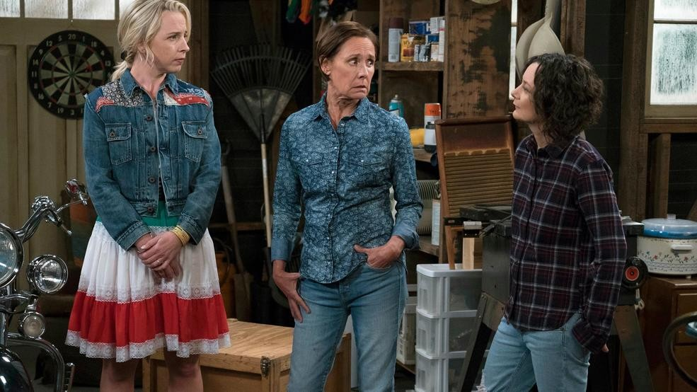 d1a3a8f190 Nielsen says 10.5 million watch premiere of  The Conners.