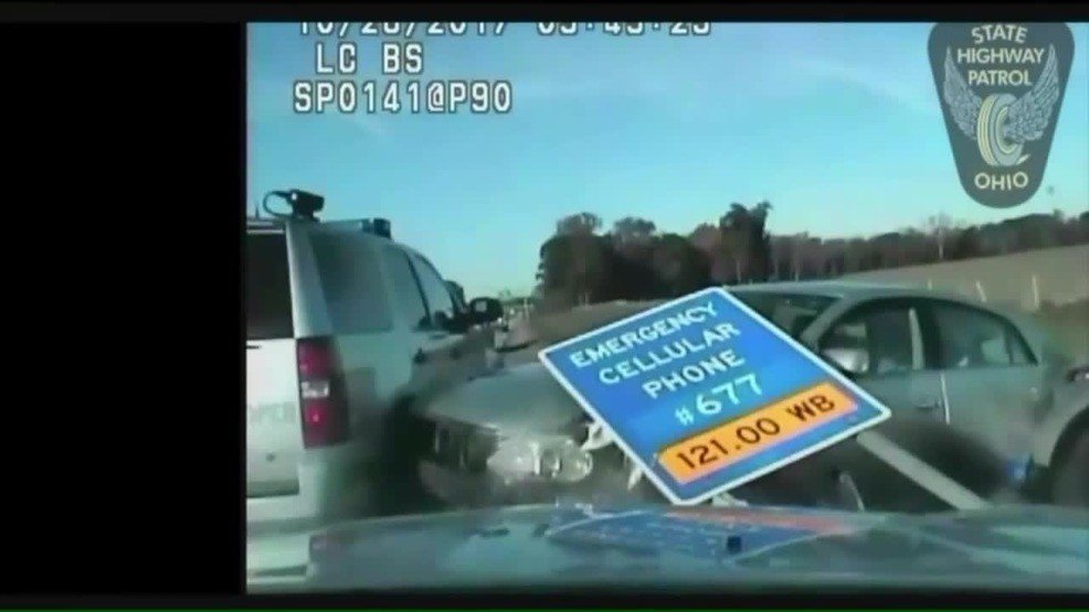Watch: 10-year-old leads OSP on high-speed chase through two