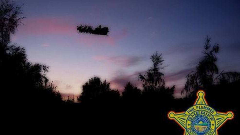 Santa spotted flying over Washington Township | WRGT