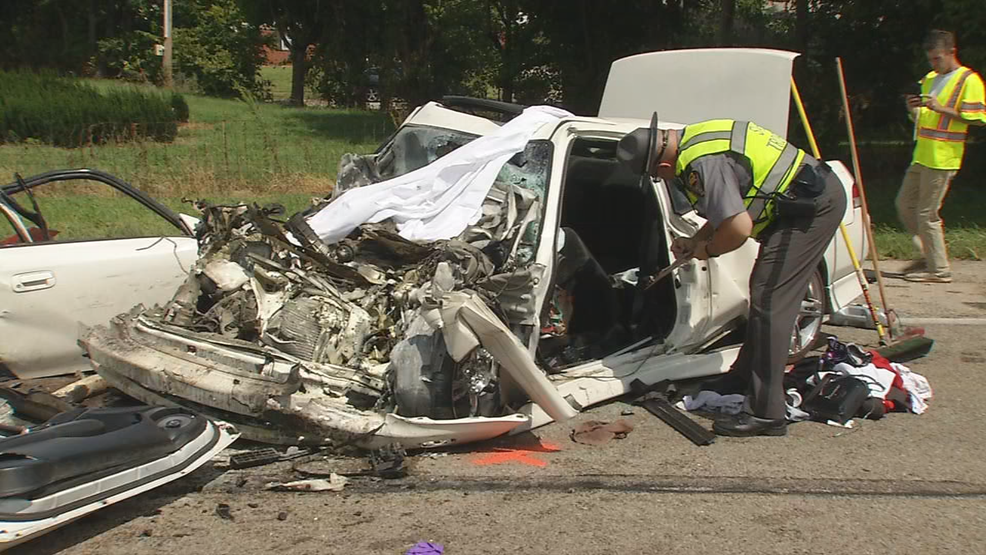 OSP identifies driver in crash that killed 3 in Xenia | WRGT