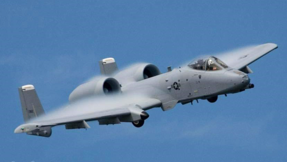 Scott Air Force Base Air Show 2020.A 10 Thunderbolt Ii Demonstration Added To 2020 Dayton Air