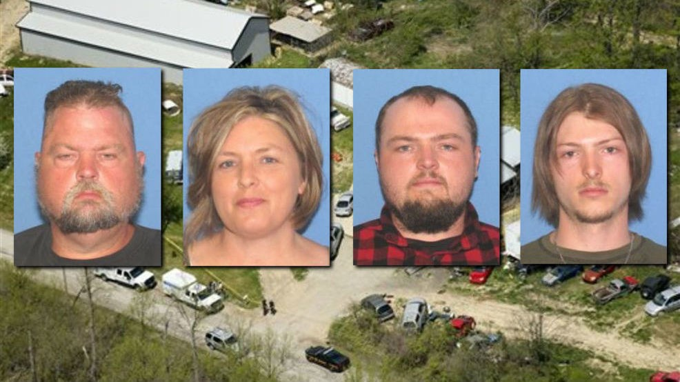 Pike County Ohio Map, Indictment Details Alleged Cover Up Of Pike County Massacre, Pike County Ohio Map